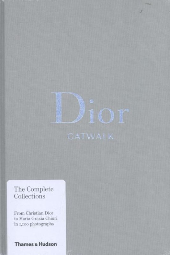Christian Dior Catwalk book