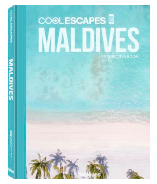 Cool Escapes Maledives - Interactive Book