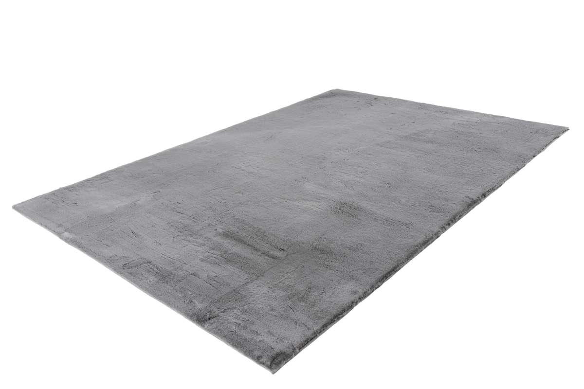 Vloerkleed Emotion Grey - Hoogpolig Shaggy