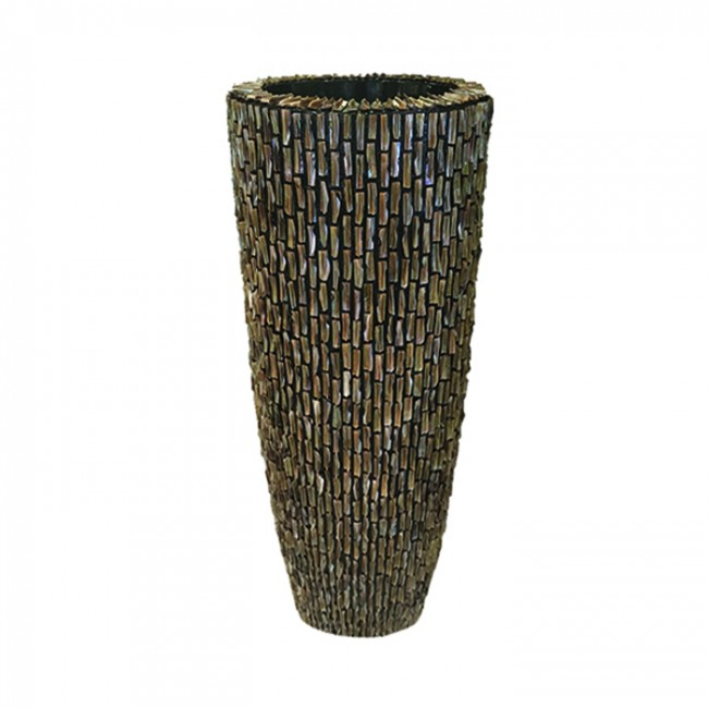 Pot rough shell 122cm